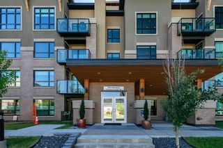 Photo 2: 408 145 Burma Star Road SW in Calgary: Currie Barracks Apartment for sale : MLS®# A1120327