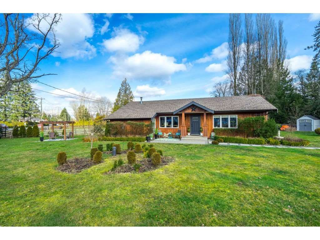 Main Photo: 4276 248 Street in Langley: Salmon River House for sale : MLS®# R2544657