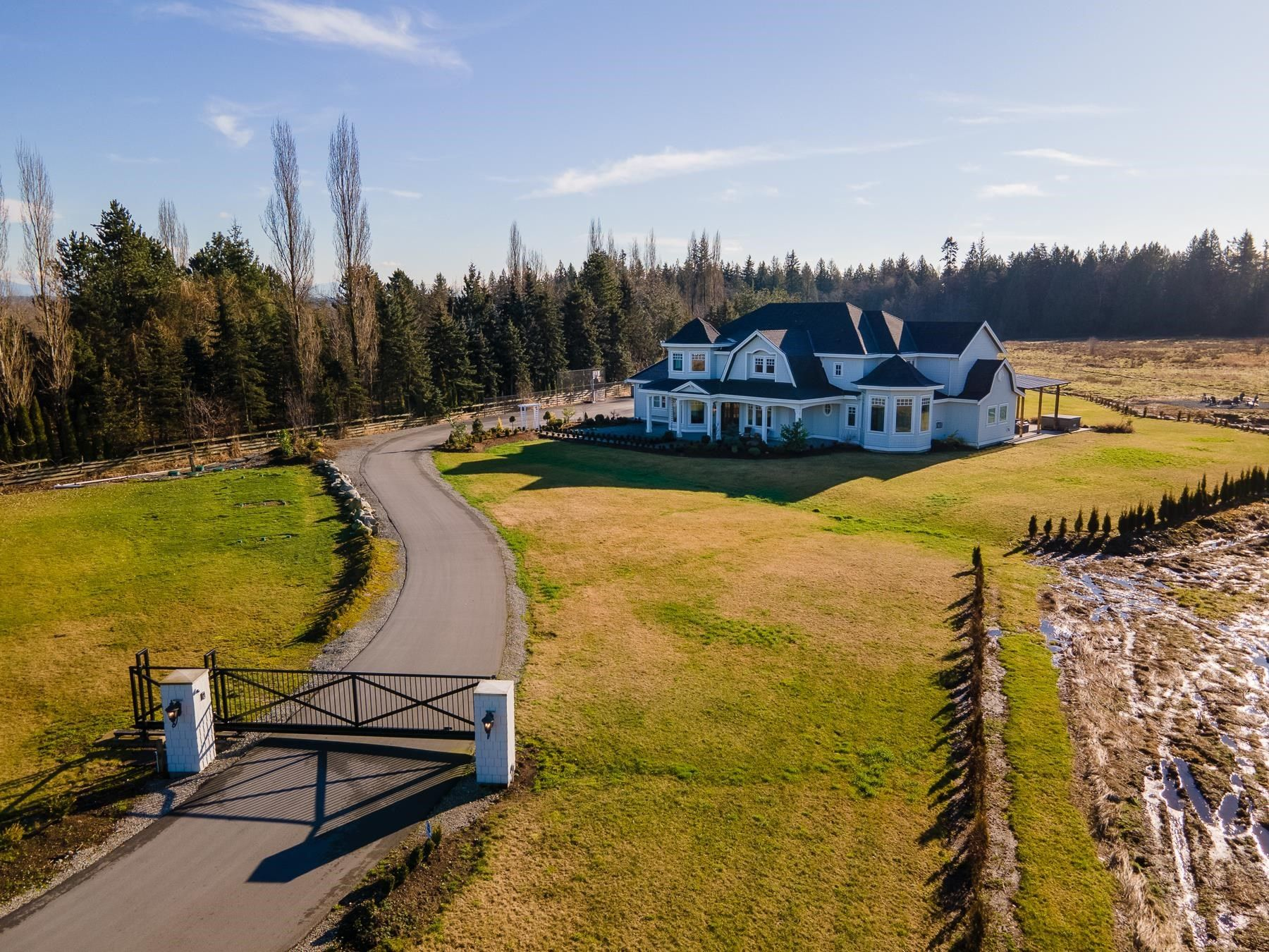 Main Photo: 21734 TELEGRAPH Trail in Langley: Fort Langley Agri-Business for sale : MLS®# C8040276