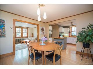 Photo 6: 476 Dominion Street in Winnipeg: Wolseley Residential for sale (5B)  : MLS®# 1713523