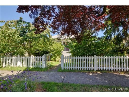 Main Photo: 840 Princess Ave in VICTORIA: Vi Central Park Half Duplex for sale (Victoria)  : MLS®# 735208