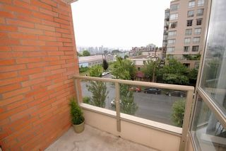 "Photo 9: 408 2201 PINE Street in Vancouver: Fairview VW Condo for sale in ""MERIDIAN COVE"" (Vancouver West)  : MLS®# V660401"