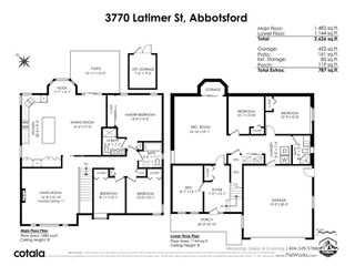 Photo 40: 3770 LATIMER Street in Abbotsford: Abbotsford East House for sale : MLS®# R2548216