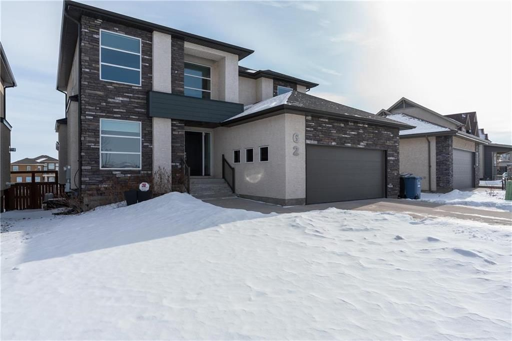 Main Photo: 62 Red Lily Road in Winnipeg: Sage Creek Residential for sale (2K)  : MLS®# 202104388