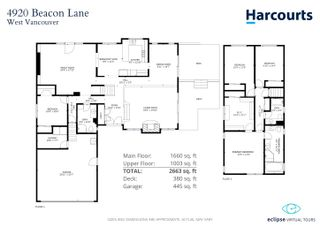 Photo 17: 4920 BEACON Lane in West Vancouver: Olde Caulfeild House for sale : MLS®# R2608184