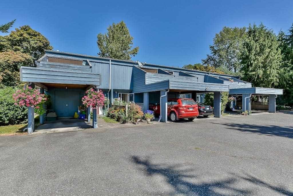 Main Photo: 5 3168 268TH Street in Langley: Aldergrove Langley Townhouse for sale : MLS®# R2100772