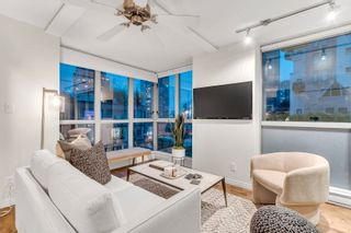 Photo 1: 501 1238 RICHARDS STREET in Vancouver: Yaletown Condo for sale (Vancouver West)  : MLS®# R2618279