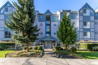 "Photo 1: 112 7465 SANDBORNE Avenue in Burnaby: South Slope Condo for sale in ""SANDBORNE HILL COMPLEX"" (Burnaby South)  : MLS®# R2437401"
