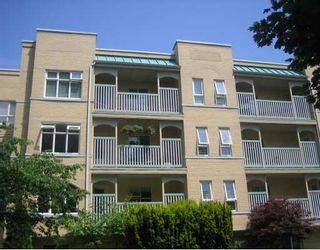 """Photo 1: 105 1125 GILFORD Street in Vancouver: West End VW Condo for sale in """"GILFORD COURT"""" (Vancouver West)  : MLS®# V772502"""