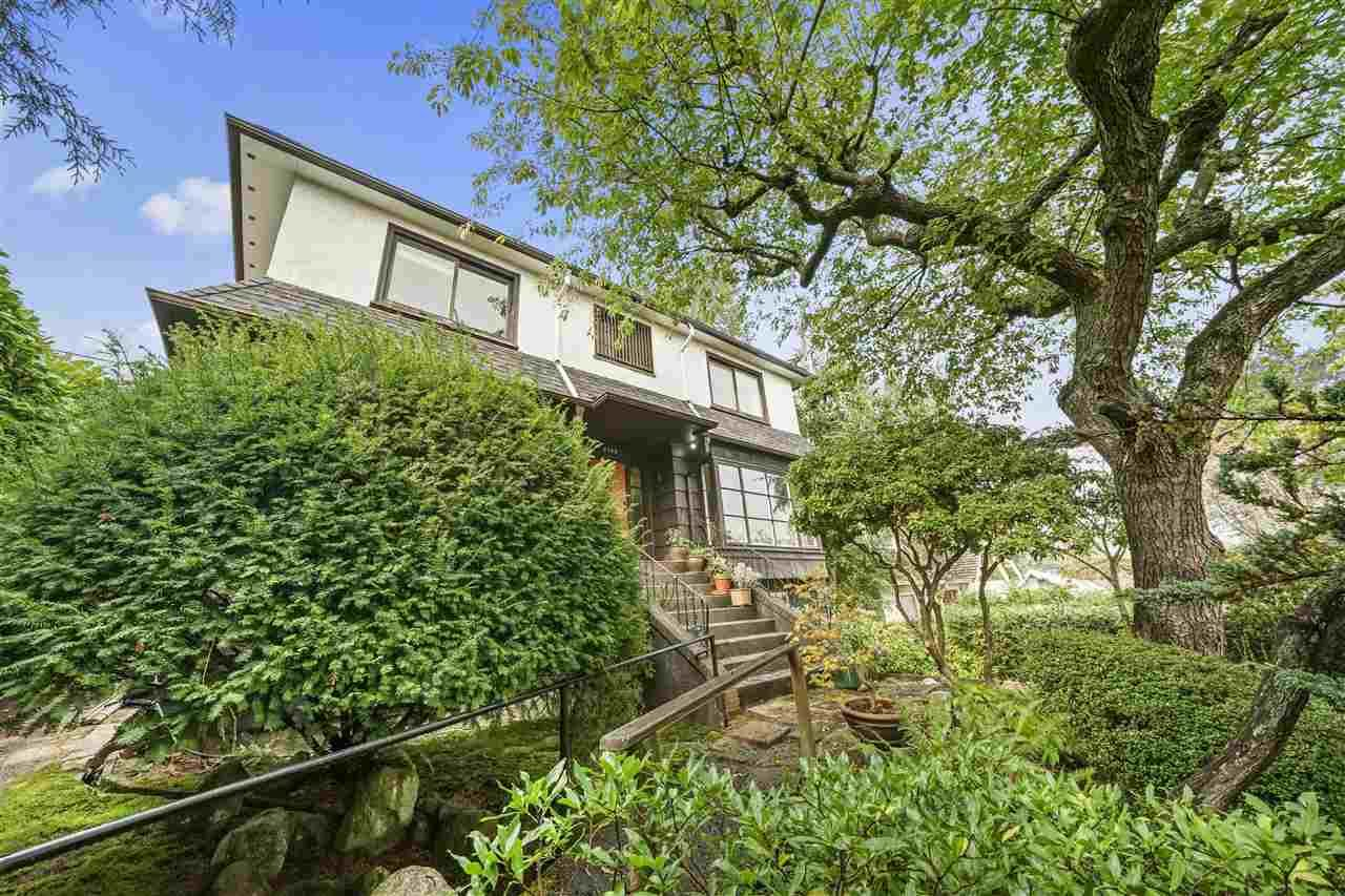 Main Photo: 4390 LOCARNO Crescent in Vancouver: Point Grey House for sale (Vancouver West)  : MLS®# R2501798