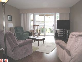 """Photo 6: 257 32691 GARIBALDI Drive in Abbotsford: Abbotsford West Townhouse for sale in """"CARRIAGE LANE"""" : MLS®# F1115723"""