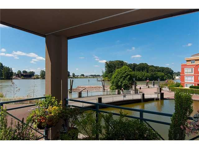 """Main Photo: # 204 2 RENAISSANCE SQ in New Westminster: Quay Condo for sale in """"THE LIDO"""" : MLS®# V1018101"""