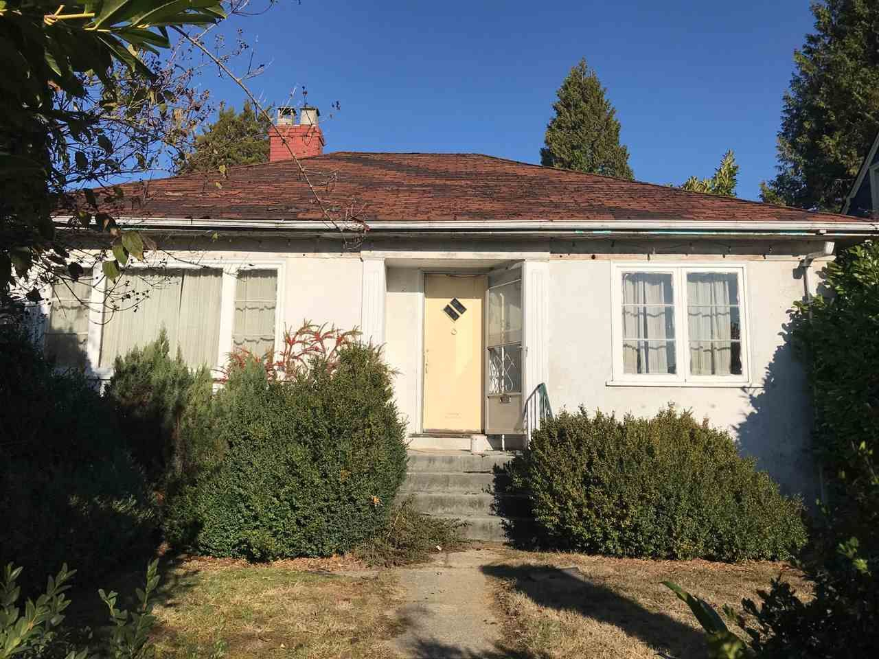 Main Photo: 1759 W 60TH Avenue in Vancouver: South Granville House for sale (Vancouver West)  : MLS®# R2227150