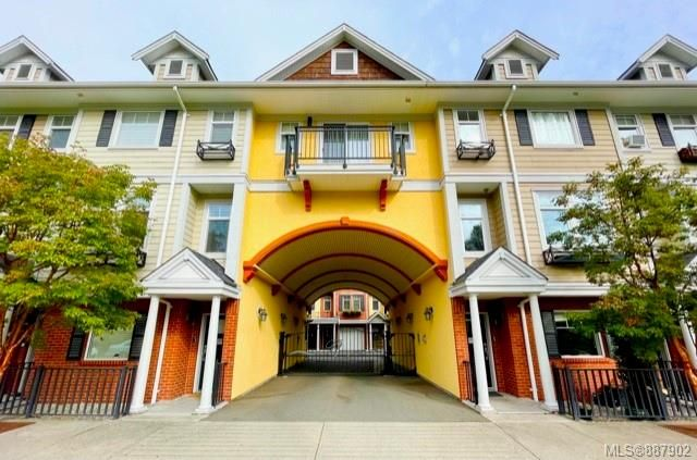 Main Photo: 114 50 Mill St in Nanaimo: Na Old City Row/Townhouse for sale : MLS®# 887902