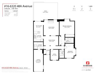 """Photo 29: 16 6320 48A Avenue in Delta: Holly Townhouse for sale in """"""""GARDEN ESTATES"""""""" (Ladner)  : MLS®# R2568766"""