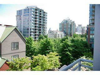 """Photo 11: 502 120 MILROSS Avenue in Vancouver: Mount Pleasant VE Condo for sale in """"THE BRIGHTON"""" (Vancouver East)  : MLS®# V1065555"""