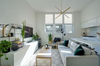 """Photo 3: 203 150 E CORDOVA Street in Vancouver: Downtown VE Condo for sale in """"IN GASTOWN"""" (Vancouver East)  : MLS®# R2572782"""