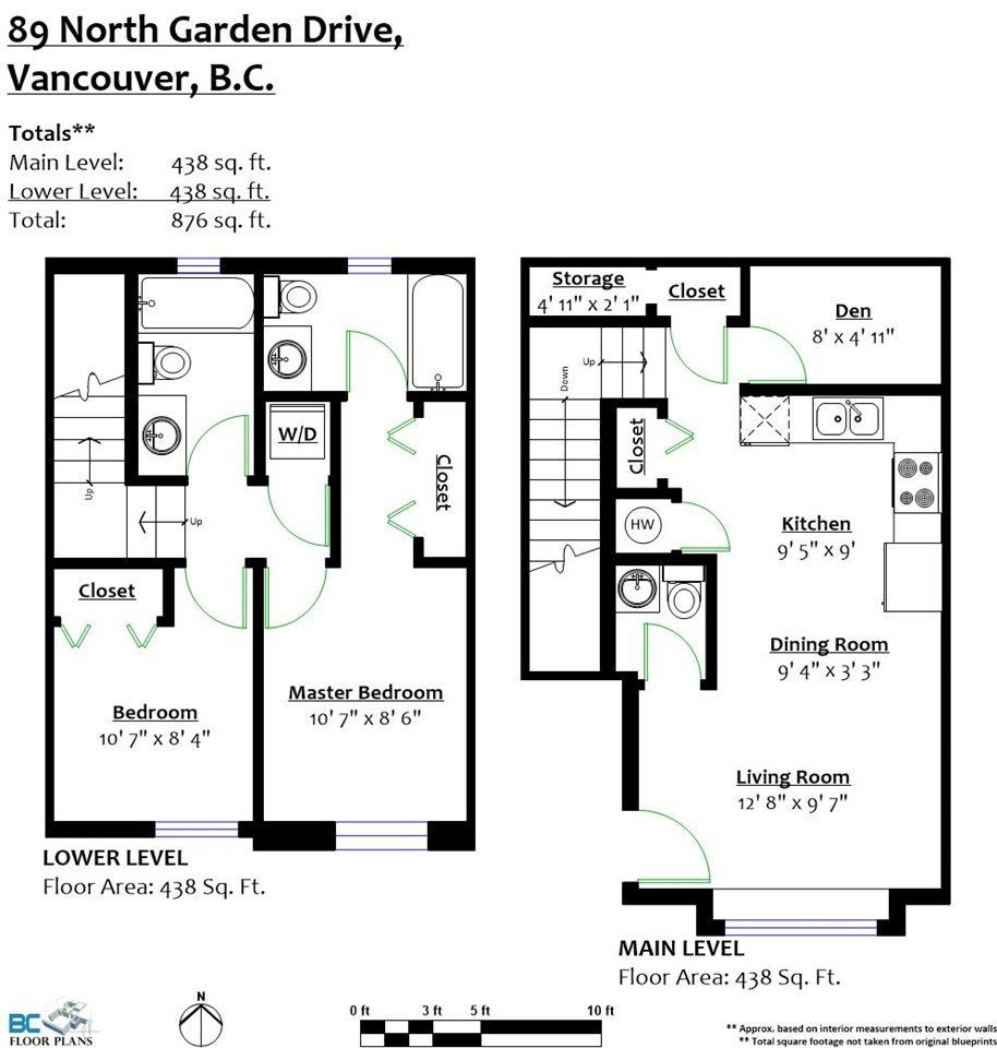 Photo 13: Photos: 89 N GARDEN Drive in Vancouver: Hastings Townhouse for sale (Vancouver East)  : MLS®# R2232859