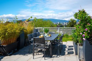 """Photo 26: 508 1540 W 2ND Avenue in Vancouver: False Creek Condo for sale in """"WATERFALL"""" (Vancouver West)  : MLS®# R2594378"""