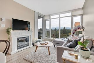 """Photo 10: 906 520 COMO LAKE Avenue in Coquitlam: Coquitlam West Condo for sale in """"THE CROWN"""" : MLS®# R2623201"""