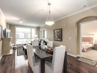 "Photo 5: 320 2628 MAPLE Street in Port Coquitlam: Central Pt Coquitlam Condo for sale in ""VILLAGIO II"" : MLS®# R2223182"