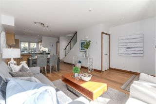 """Photo 5: 214 1961 COLLINGWOOD Street in Vancouver: Kitsilano Townhouse for sale in """"VIRIDIAN GREEN"""" (Vancouver West)  : MLS®# R2205025"""
