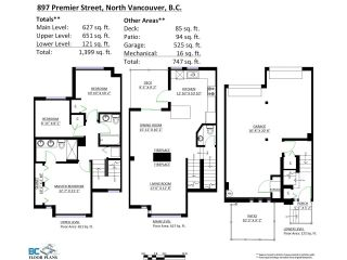 """Photo 20: 27 897 PREMIER Street in North Vancouver: Lynnmour Townhouse for sale in """"Legacy @ Nature's Edge"""" : MLS®# R2077735"""