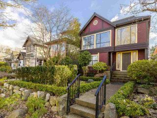 "Photo 1: 4228 W 11TH Avenue in Vancouver: Point Grey House for sale in ""Point Grey"" (Vancouver West)  : MLS®# R2542043"