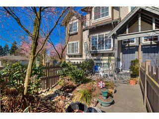 """Photo 2: 9183 CAMERON Street in Burnaby: Sullivan Heights Townhouse for sale in """"STONEBROOK"""" (Burnaby North)  : MLS®# V1111130"""