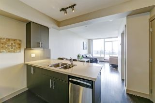 "Photo 7: 702 9009 CORNERSTONE Mews in Burnaby: Simon Fraser Univer. Condo for sale in ""the Hub"" (Burnaby North)  : MLS®# R2548180"