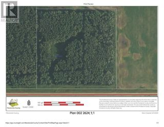 Photo 2: 000 1084 in High Level: Vacant Land for sale : MLS®# A1113519