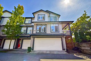 "Photo 1: 32 18828 69 Avenue in Surrey: Clayton Townhouse for sale in ""StarPoint"" (Cloverdale)  : MLS®# R2101515"
