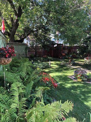 Photo 22: 376 Sharp Boulevard in Winnipeg: Deer Lodge Residential for sale (5E)  : MLS®# 202122786
