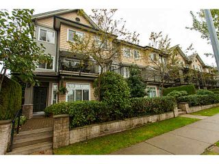 """Photo 11: 114 4238 ALBERT Street in Burnaby: Vancouver Heights Townhouse for sale in """"VILLAGIO ON THE HEIGHTS"""" (Burnaby North)  : MLS®# V1089614"""
