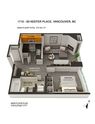 """Photo 34: 1710 63 KEEFER Place in Vancouver: Downtown VW Condo for sale in """"EUROPA"""" (Vancouver West)  : MLS®# R2551162"""