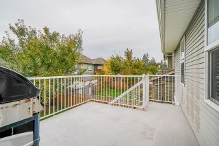 """Photo 33: 32918 EGGLESTONE Avenue in Mission: Mission BC House for sale in """"Cedar Valley Estates"""" : MLS®# R2625522"""