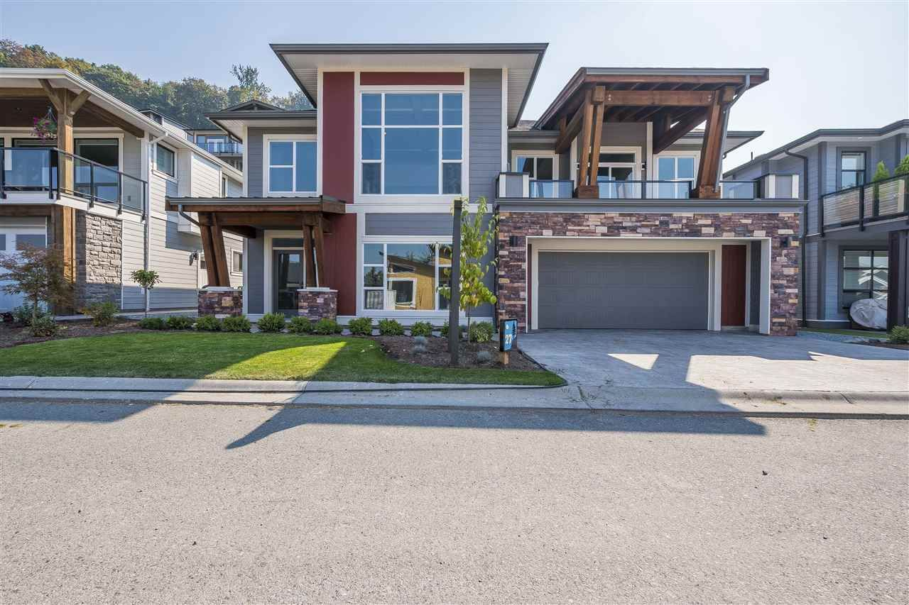 Main Photo: 27 50778 LEDGESTONE PLACE in Chilliwack: Eastern Hillsides House for sale : MLS®# R2321299