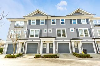 "Photo 1: 14 10415 DELSOM Crescent in Delta: Nordel Townhouse for sale in ""EQUINOX"" (N. Delta)  : MLS®# R2532635"