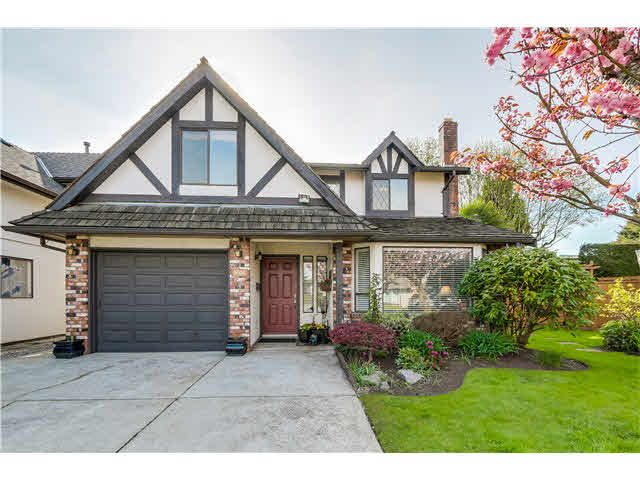 Main Photo: 10400 HOLLYWELL Drive in RICHMOND: Steveston North House for sale (Richmond)  : MLS®# V1114981