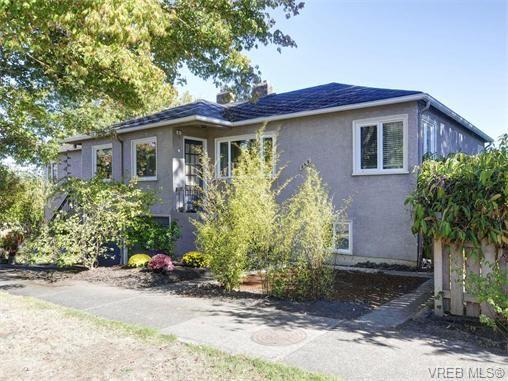 Main Photo: 349/51 Kipling St in VICTORIA: Vi Fairfield West Full Duplex for sale (Victoria)  : MLS®# 744993