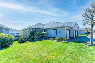 """Main Photo: 173 3160 TOWNLINE Road in Abbotsford: Abbotsford West Townhouse for sale in """"SOUTHPOINT RIDGE"""" : MLS®# R2569033"""