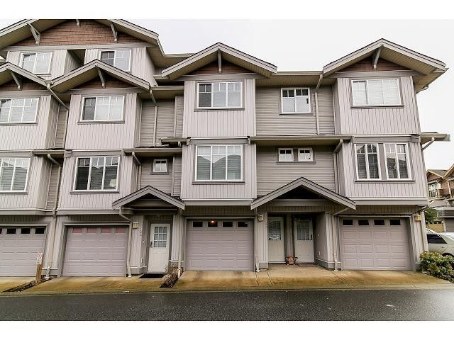 """Main Photo: 23 12040 68TH Avenue in Surrey: West Newton Townhouse for sale in """"TERRANE"""" : MLS®# F1431699"""
