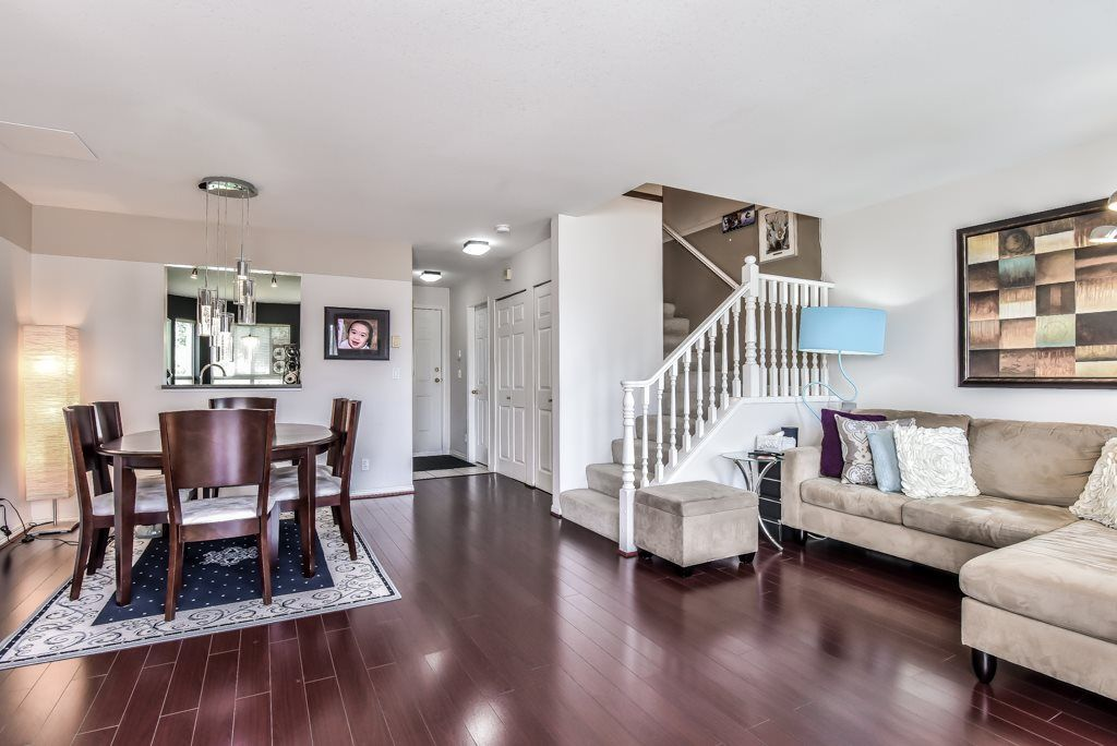 Main Photo: 235 1408 CARTIER Avenue in Coquitlam: Maillardville Townhouse for sale : MLS®# R2399908