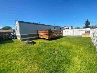 "Photo 20: 86 9207 82 Street in Fort St. John: Fort St. John - City SE Manufactured Home for sale in ""SOUTHRIDGE MOBILE HOME PARK"" (Fort St. John (Zone 60))  : MLS®# R2480980"