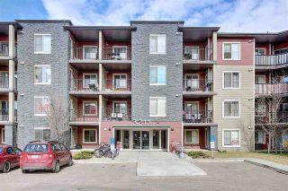 Photo 1: 114 3207 JAMES MOWATT Trail in Edmonton: Zone 55 Condo for sale : MLS®# E4236620
