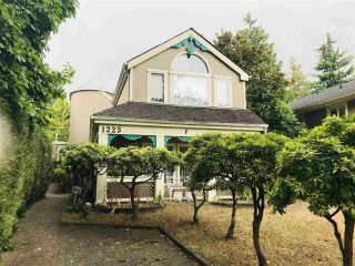 Photo 1: 1225 PARK Drive in Vancouver: South Granville House for sale (Vancouver West)  : MLS®# R2303465