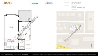 "Photo 2: 210 827 RODERICK Avenue in Coquitlam: Coquitlam West Condo for sale in ""Hazel"" : MLS®# R2625795"