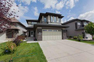 Photo 1: 1084 ARMITAGE Crescent in Edmonton: Zone 56 House for sale : MLS®# E4236912
