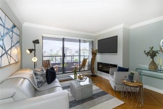 """Photo 2: 1208 1060 ALBERNI Street in Vancouver: West End VW Condo for sale in """"The Carlyle"""" (Vancouver West)  : MLS®# R2576402"""
