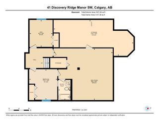 Photo 43: 41 Discovery Ridge Manor SW in Calgary: Discovery Ridge Detached for sale : MLS®# A1118179